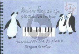 Kleine Ping en zijn Pinguin vriendjes