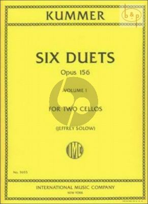 6 Duets Op.156 Vol.1 (No.1 - 3)