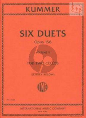 6 Duets Op.156 Vol.2