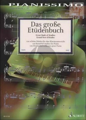 Das Grosse Etudenbuch (Great Book of Studies)