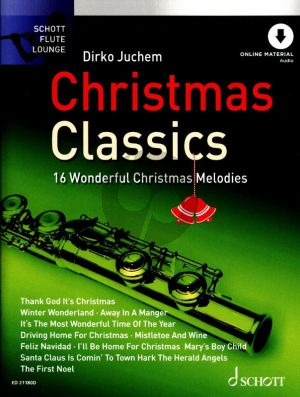 Christmas Classics Flute and Piano