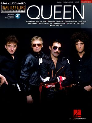 Queen  8 Favorites of Queen (Piano Play-Along Series Vol.113)