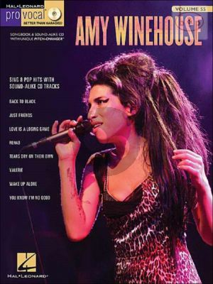 Winehouse 8 Hits Songs