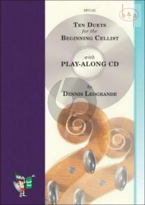10 Duets for the Beginning Cellist