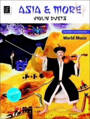 Asia & More Violin Duets