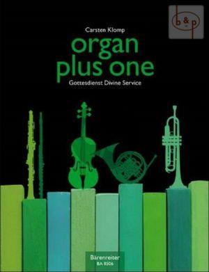 Gottesdienst - Divine Service (Organ Plus One)