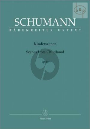 Kinderszenen Op.15 (edited by Holger M.Stuwe)