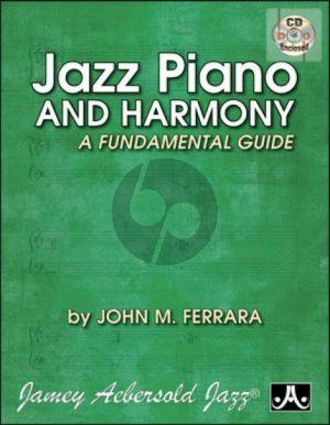 Jazz Piano and Harmony Fundamental Guide