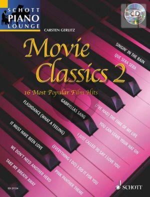 Movie Classics 2 (16 Most Popular Film Hits) (Piano)