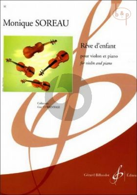 Reve d'Enfant D-major Violon et Piano