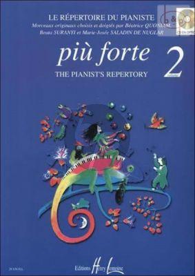 Piu Forte Vol.2 (Le Repertoire du Pianiste)