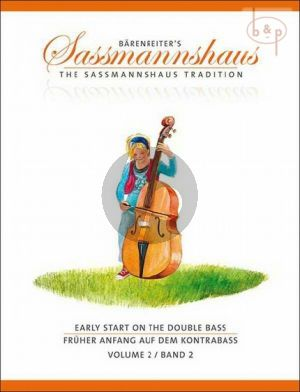 Fruher Anfang auf dem Kontrabass - Early Start on the Double Bass Vol.2