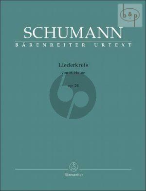 Liederkreis von Heine Op.24