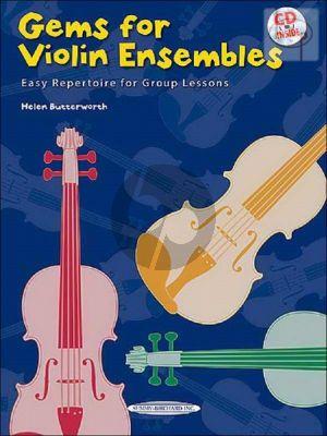 Butterworth Gems for Violin Ensembles Vol.1
