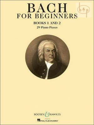 Bach for Beginners (Vol.1 - 2)