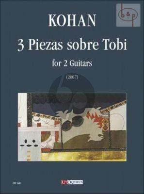 3 Piezas sobre Tobi