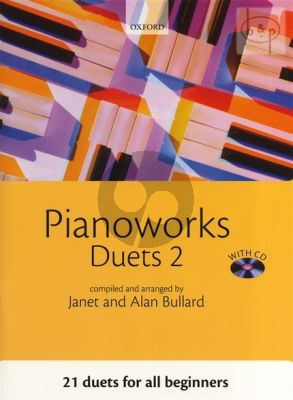 Pianoworks Duets Vol.2