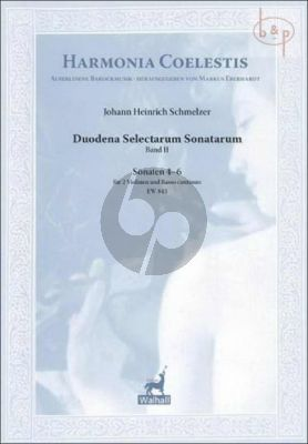 Duodena Selectarum Sonatarum (1659) Vol.2 (Sonaten 4 - 6)
