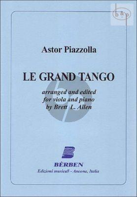 Le Grand Tango Viola - Piano