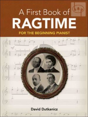 First Book of Ragtime for the Beginning Pianist