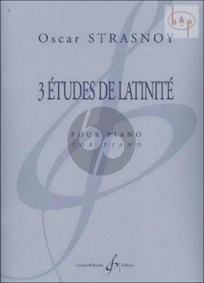 3 Etudes de Latinite