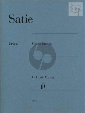 Gnossiennes (No.1 - 6) Piano