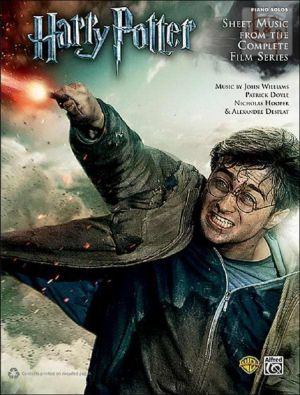 Harry Potter - Sheet Music from the Complete Film Series) (Piano Solo)