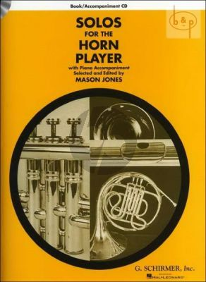 Solos for the Horn Player (Horn-Piano)