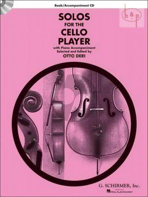 Solos for the Cello Player (Violoncello-Piano)