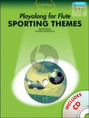 Guest Spot Sporting Themes Playalong