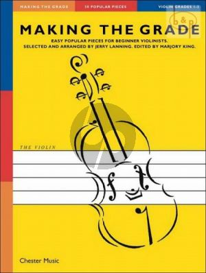 Making the Grade Grades 1 - 3 Violin