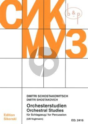 Orchesterstudien (edited by Ulli Vogtmann'