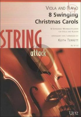 8 Swinging Christmas Carols