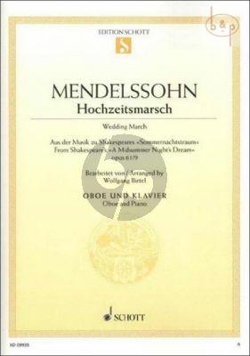 Hochzeitsmarsch Op.61 No.9