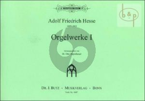 Hesse Orgelwerke Vol.1 (edited by Otto Depenheuer)