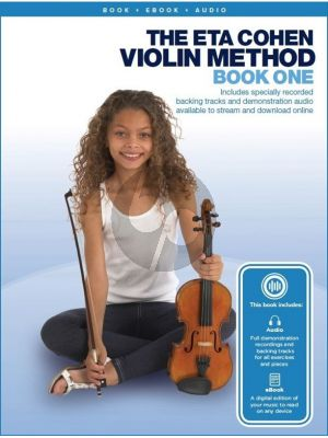 Violin Method Vol.1 (Book with Audio online)