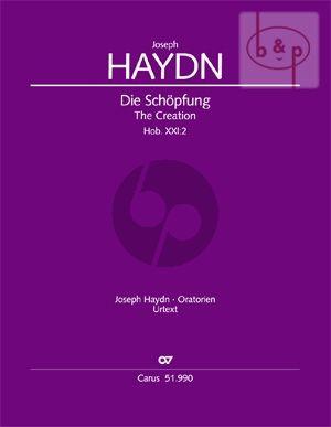 Die Schopfung Hob.XXI:2 (Soli-Choir-Orch.) (Full Score) (edited by Wolfgang Gersthofer)
