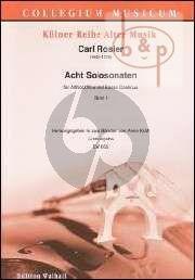 8 Sonatas Vol.1