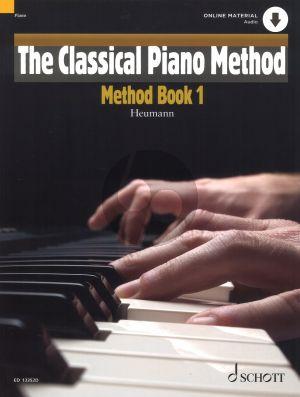 Heumann The Classical Piano Method Vol.1 (Bk-Cd)