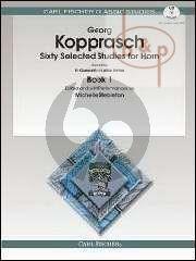 60 Selected Studies Vol.1 for Horn (Bk-Online-audio)