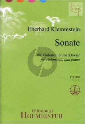 Sonate Violoncello-Klavier