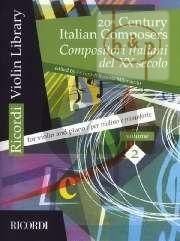20th. Century Italian Composers Vol.2