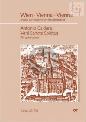 Veni Sancte Spiritus (SATB soli-SATB-Instr.)