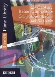 20th. Century Italian Composers