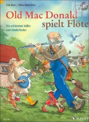 Old Mac Donald spielt Flote (Die schonsten Volks- und Kinderlieder) (1 - 2 Flutes)