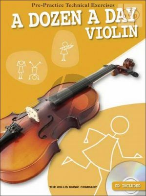 A Dozen a Day Violin