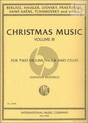 Christmas Music Vol.3