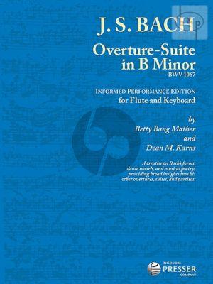 Ouverture-Suite B-minor BWV 1067