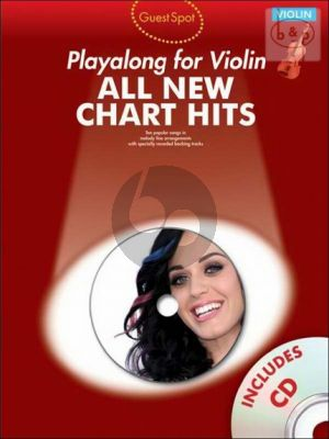 Guest Spot All New Chart Hits Play-Along
