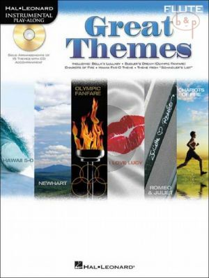 Great Themes Flute